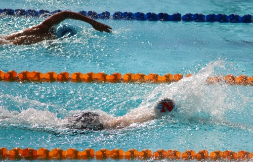 How to Improve my 50m Freestyle Time? - The Swimming Expert